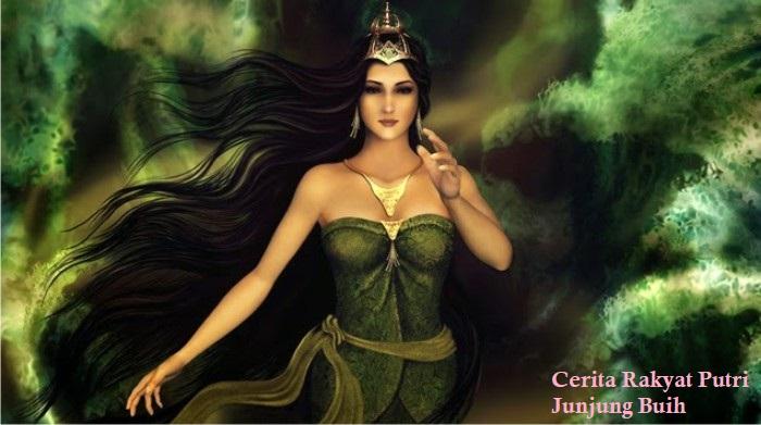 Cerita Rakyat Putri Junjung Buih