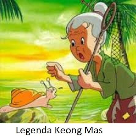 Legenda keong mas