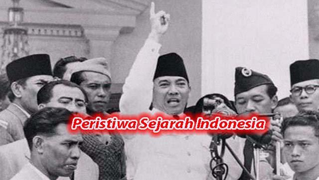 Peristiwa Sejarah Indonesia