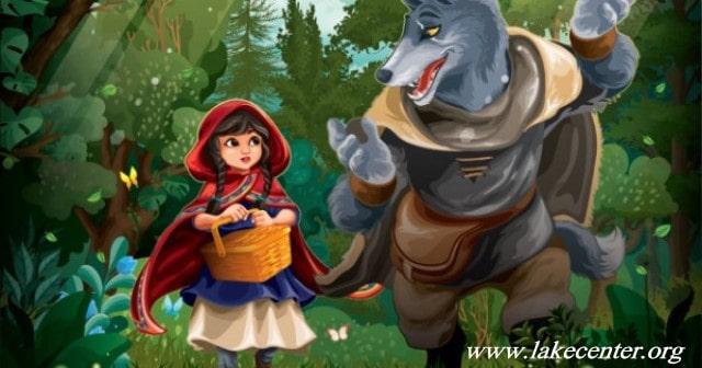 Cerita Dongeng Gadis Berkerudung Merah