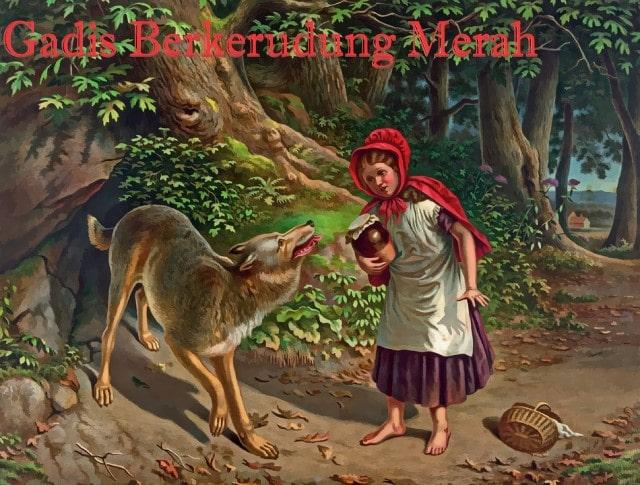 Cerita Gadis Berkerudung Merah